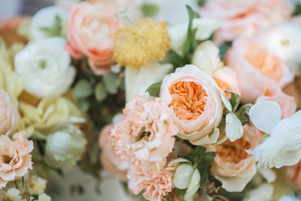 lexington wedding floral photography pastel bouquet